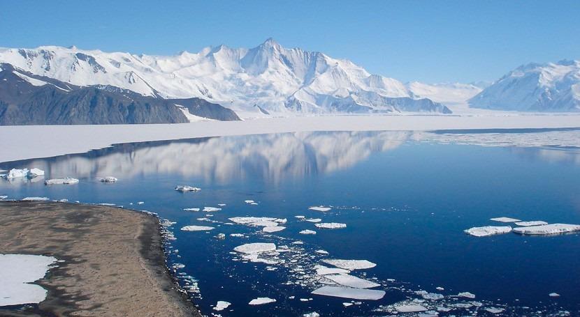 Antártida, clave reconstrucción historia clima Tierra