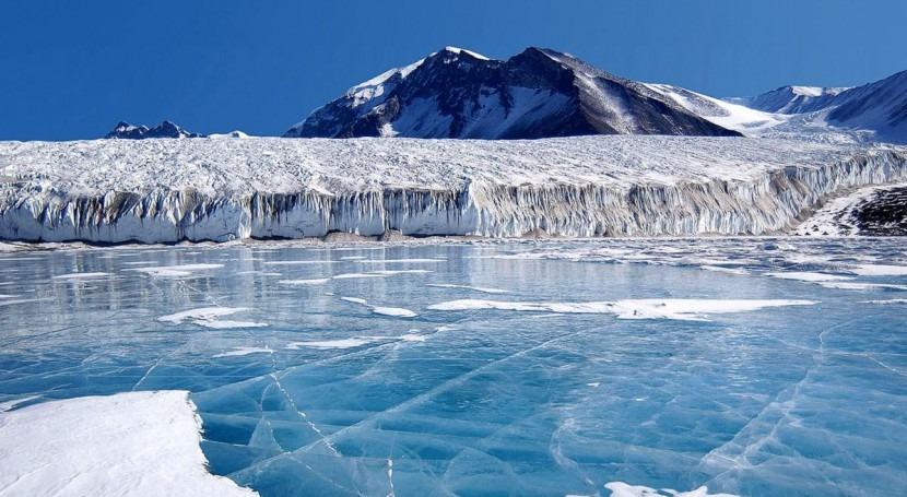 Hace 5 millones años, crecimiento Antártida desecó Mediterráneo