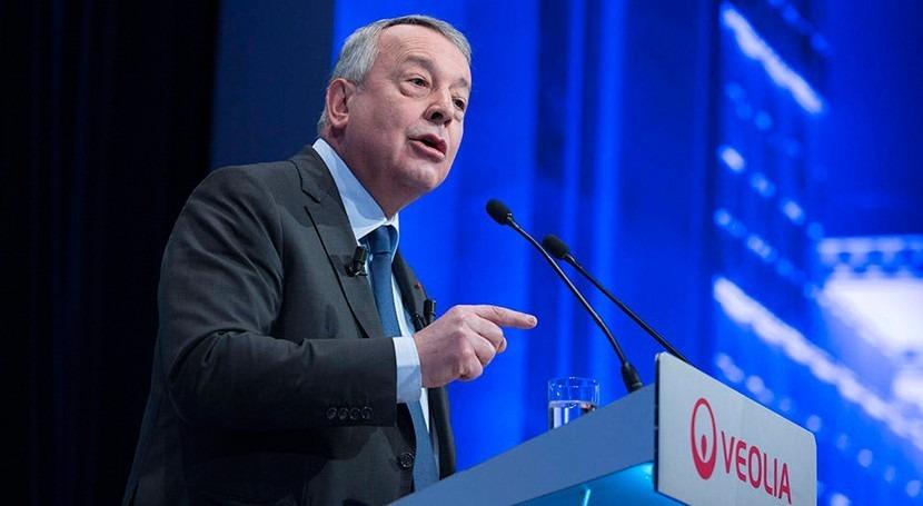 Veolia lanza oferta 11.300 millones euros Suez y justicia francesa bloquea