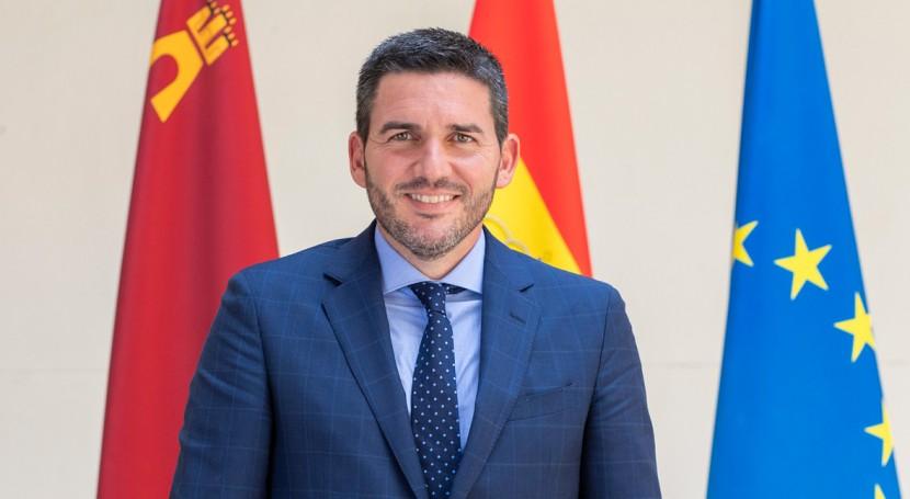 Antonio Luengo es designado consejero Agricultura, Ganadería, Pesca y Medio Ambiente Murcia