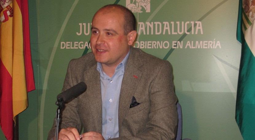 Andalucía destinará más 1 millón euros restauración tramo final río Adra