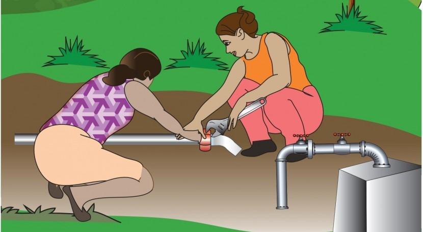 Modelo GIRH visibiliza aporte mujer gestión y protección agua
