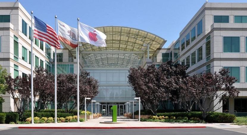 Sede de Apple (Wikipedia/CC).