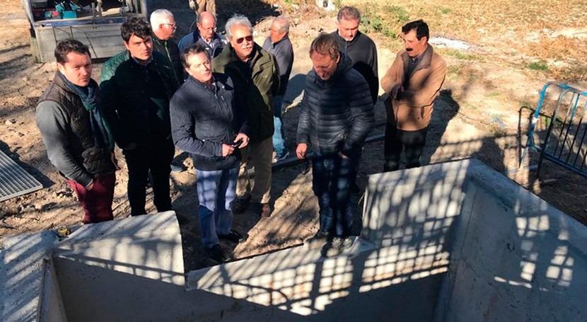 Murcia trabaja aprovechamiento máximo aguas lluvia regadío