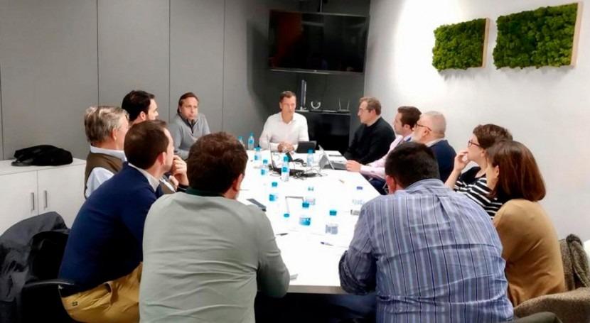 Finalizan reuniones trabajo Plan Estratégico AQUA ESPAÑA 2023