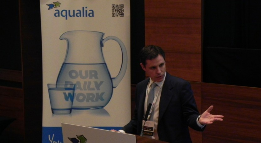 Aqualia analiza tendencias futuro sector agua