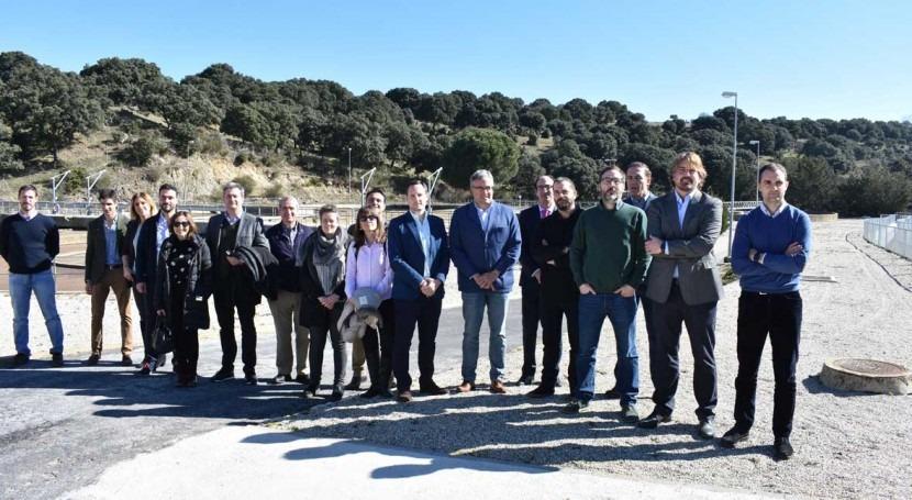 ADVISOR, proyecto pionero economía circular depuradora Guijuelo