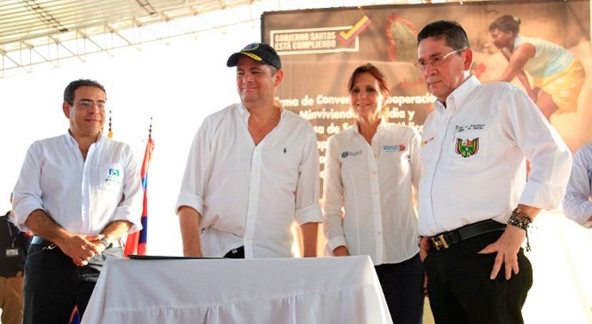 programa Agua y Saneamiento Colombia llega 600 hogares Aracataca