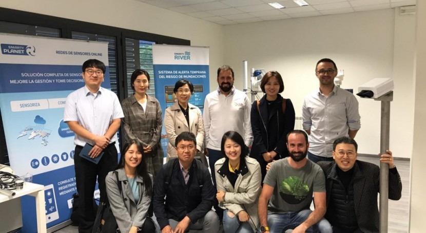 Arantec Engineering afianza colaboración empresa surcoreana JSLidar junto KMI y KMA
