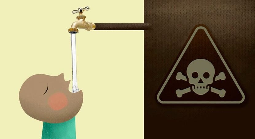 Zimapán, peligro ingerir arsénico trago agua