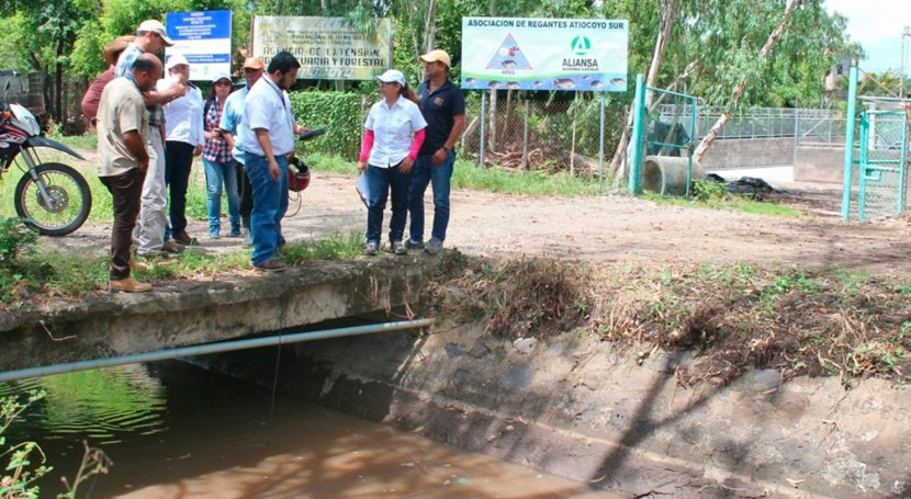Argentina y Salvador cooperan manejo aguas residuales agroindustriales