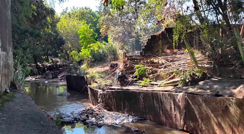 saneamiento arroyo San Lorenzo mejorará ambiente ciudad