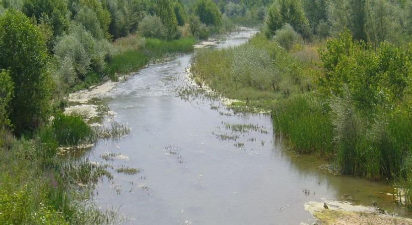 Castilla y León invierte millón euros adecuar presa arroyo Villafría