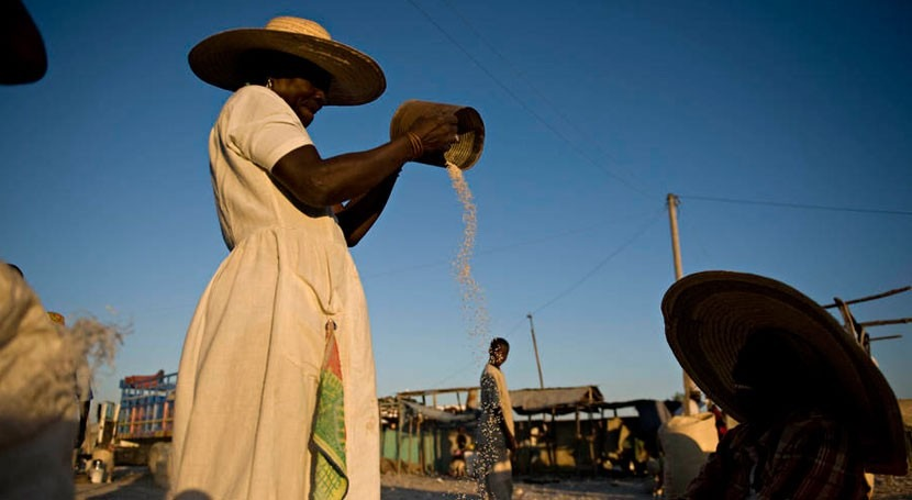 Aumenta inseguridad alimentaria debido sequías provocadas Niño