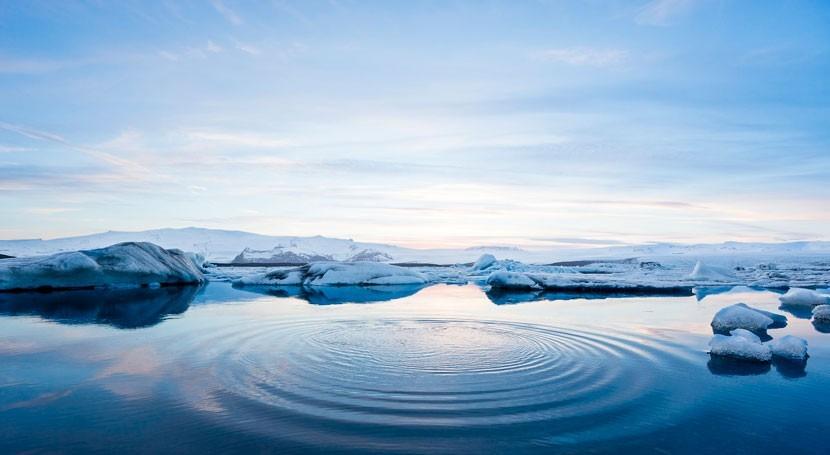 calentamiento amplificado Ártico puede estar provocado impulsores locales