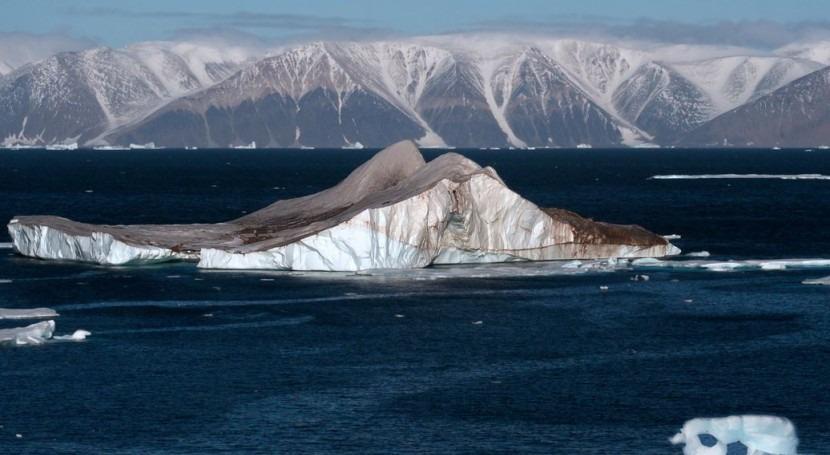 Ártico está cambiando ritmo precedentes