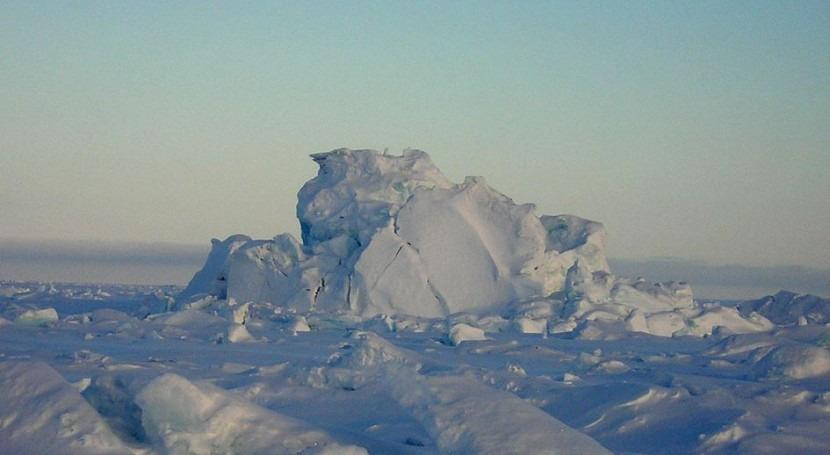 respuesta europea desafíos Ártico: 39 acciones centradas cambio climático