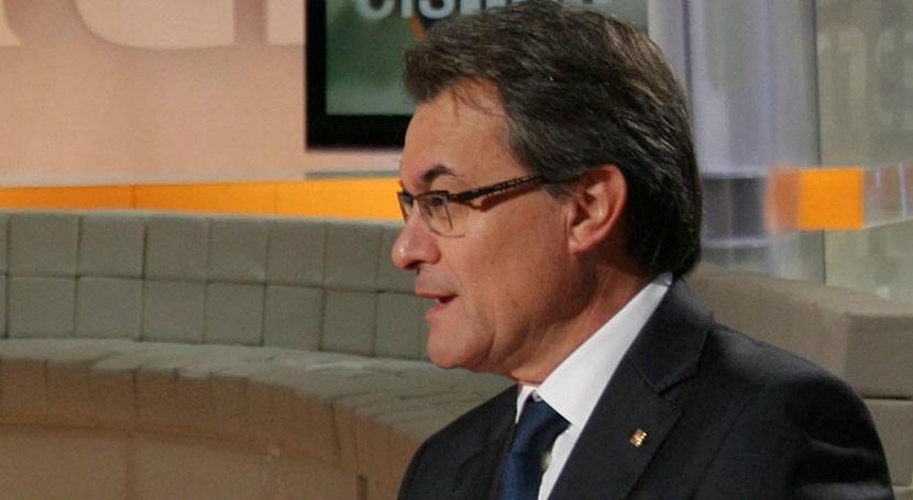 Artur Mas firma pacto regiones reducir gases efecto invernadero