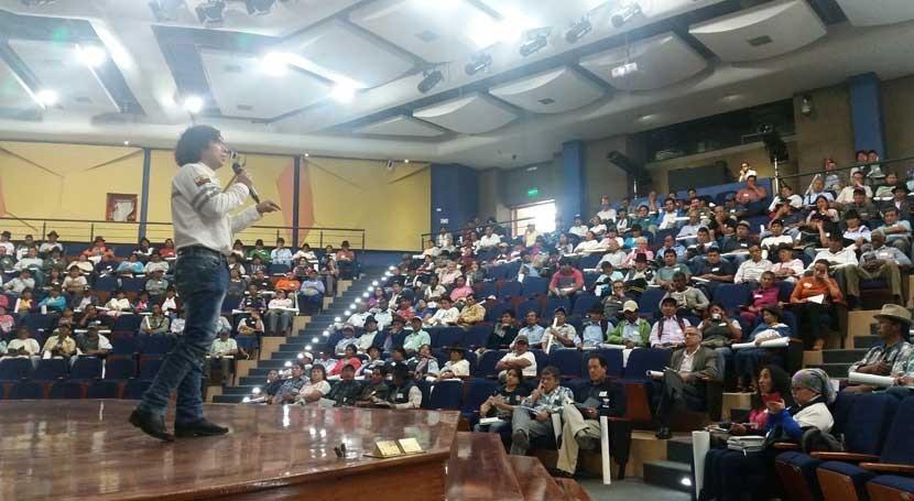 Se celebra primera asamblea Consejos Cuencas Imbabura