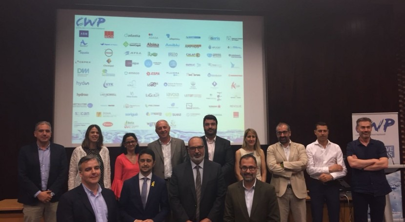 Jordi Cros, nuevo presidente Catalan Water Partnership