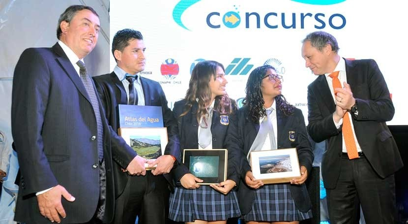 atrapanieblas hecho estudiantes Atacama gana concurso Junior agua Chile