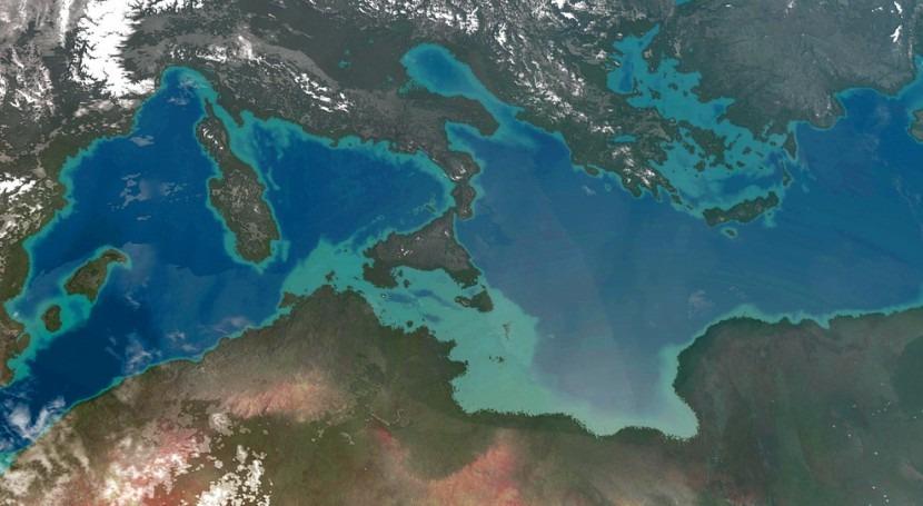 Atlantropa: Historia supercontinente utópico