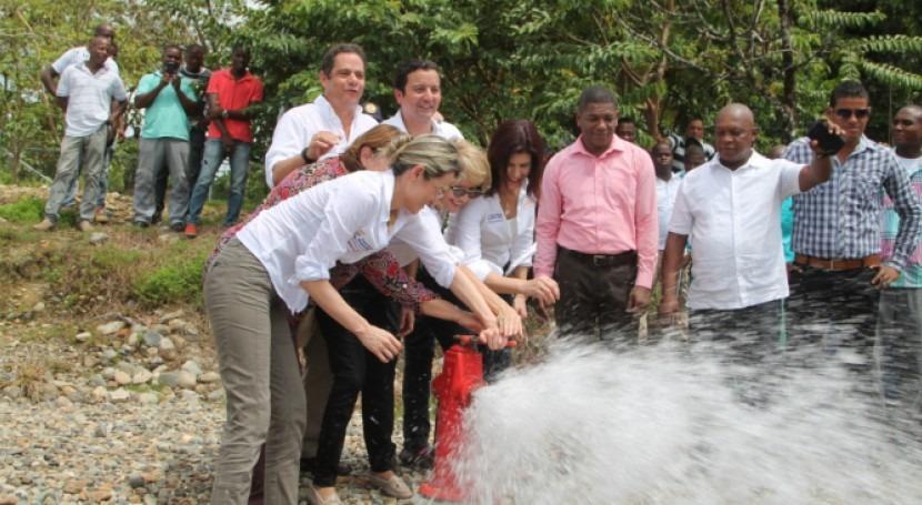 habitantes Atrato tendrán agua 24 horas gracias inversión 1,5 millones dólares