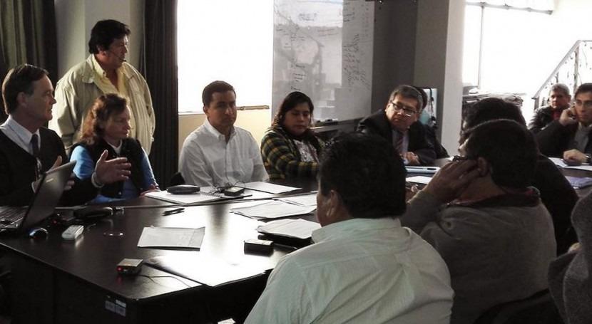 Australia expone Perú experiencia gestión sequías