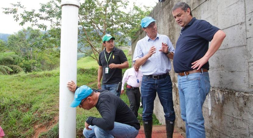 Avanzan labores rehabilitación redes suministro agua potable Mocoa