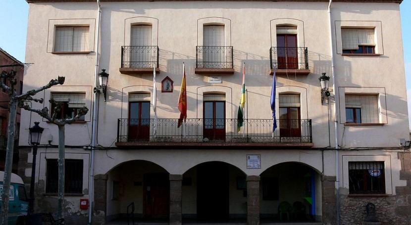 Ayuntamiento de Badarán (wikipedia/CC)
