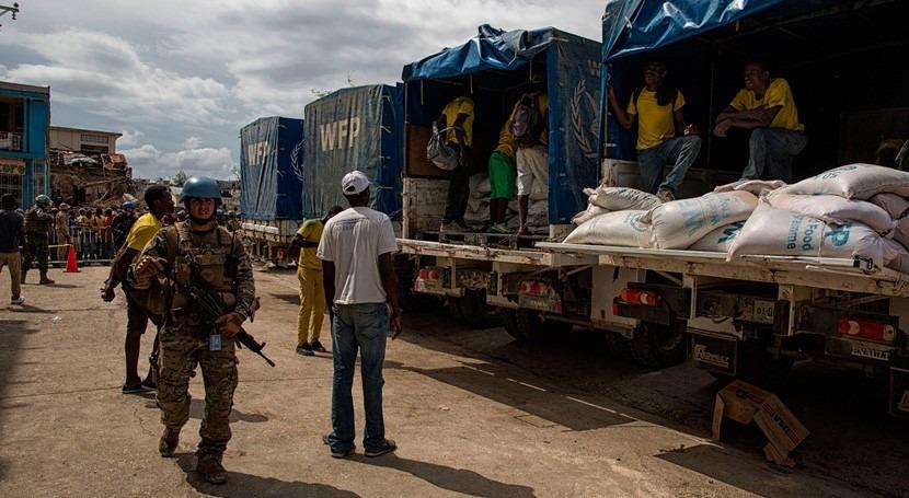 2,5 millones personas Haití necesitan ayuda humanitaria debido sequía y cólera