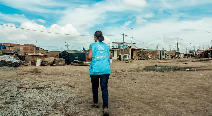 Llamamiento humanitario afectados inundaciones Perú