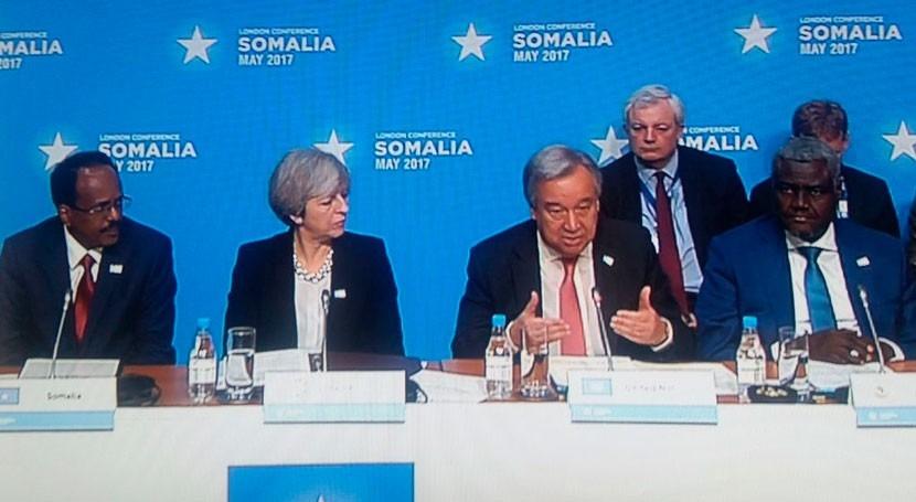 ONU solicita 900 millones dólares hacer frente sequía Somalia