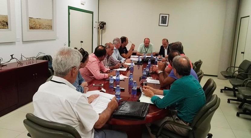 Extremadura aprueba ayudas mejora eficiencia energética Comunidades Regantes