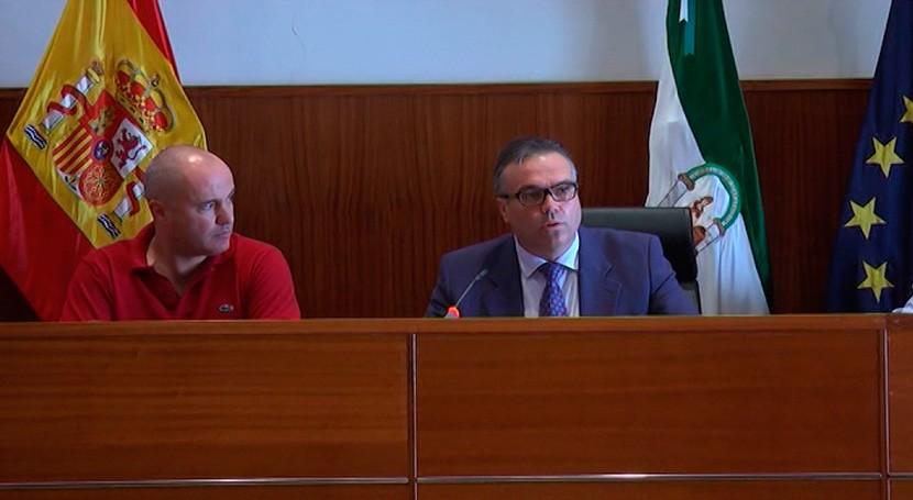 Palma Condado Huelva recupera pozos