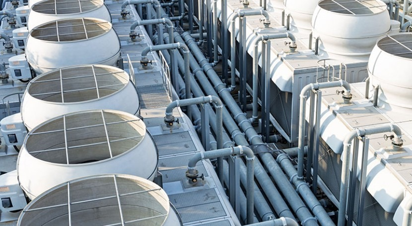 Ventajas implantar sistema filtración AZUD torre refrigeración