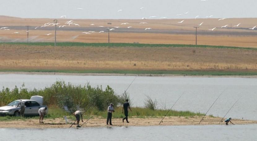 Se licita 500.000 euros Plan Emergencia azud Riolobos y dique San Bricio