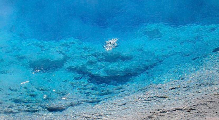 Primer inventario azufre disuelto océano