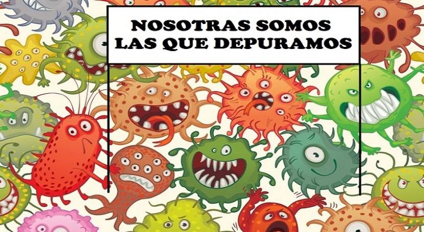Manifiesto bacteriano defensa nuestro reconocimiento