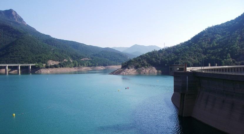 cuencas internas catalanas afrontan final verano 7 puntos menos que 2015