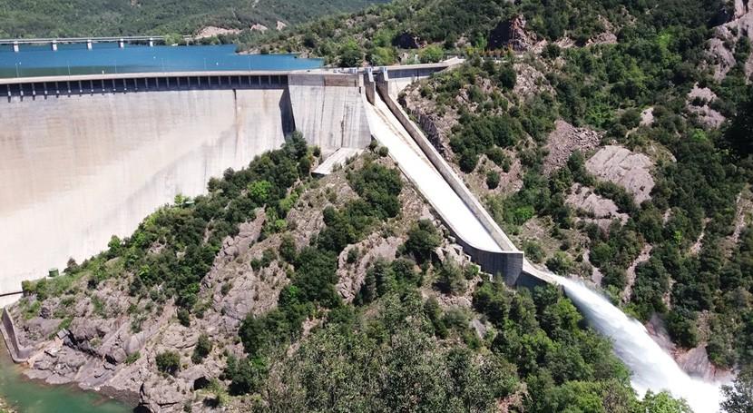 ACA analiza beneficios incremento caudal agua río Llobregat