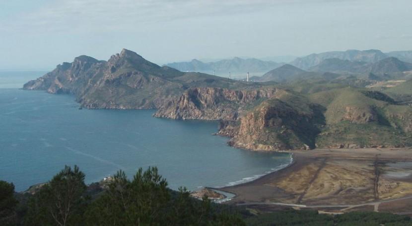 Aún hay residuos peligrosos salud zona minera Portmán
