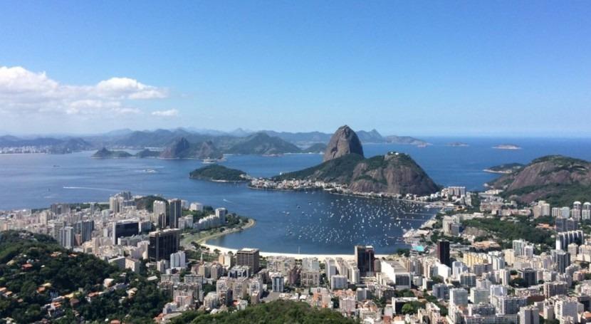 COI afirma que 60% superficie agua Río Janeiro está limpia