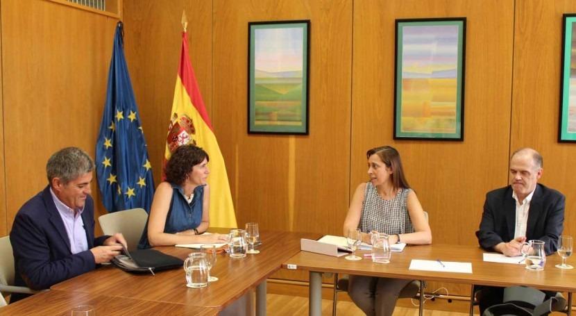 Reunión Gobierno balear marco debate alcanzar Pacto Nacional Agua