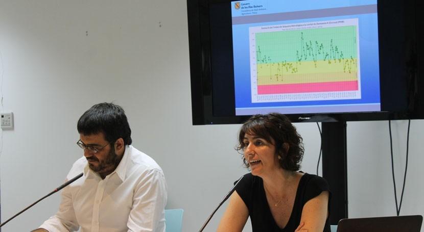 Baleares publica primera vez cálculos índice sequía