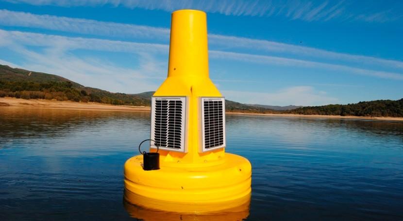 investigación emplea balizas inteligentes estudio ecosistemas agua dulce