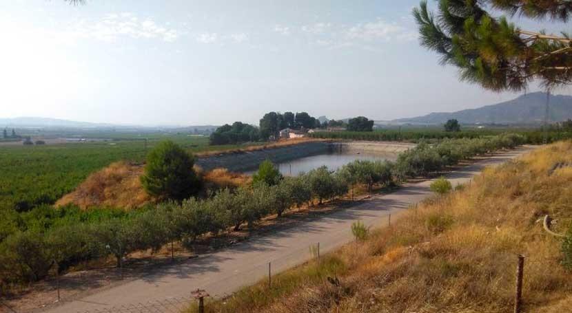 sequía y no gestión agua