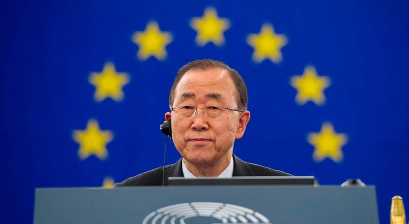 Ban confía que Acuerdo París entrará vigor pocos días