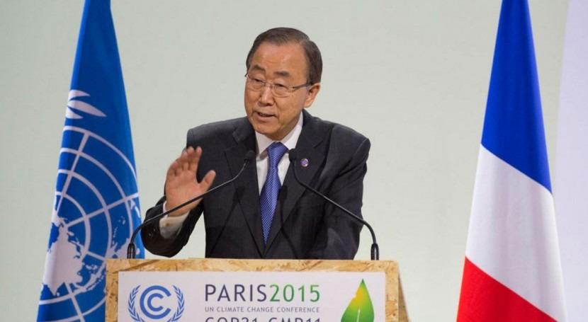 Más 130 países han confirmado intención firmar Acuerdo París Cambio Climático