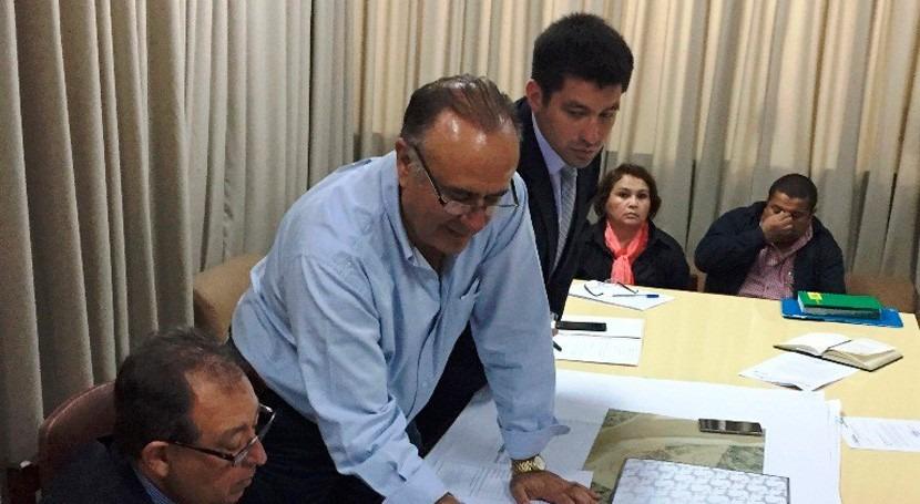 Productores cuenca Pilcomayo solicitan canalización bañados Mistolar y Agropil